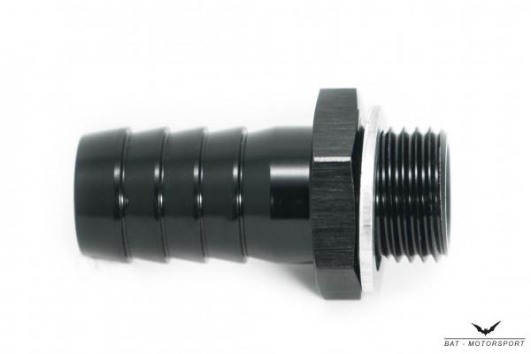 Schlauchanschluss 16mm M16x1,5 schwarz