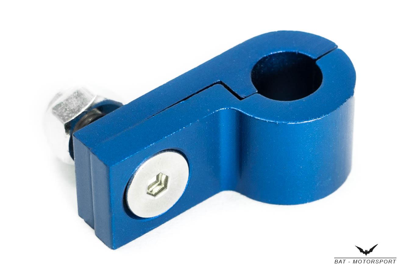 Schlauchhalter 7-8mm blau