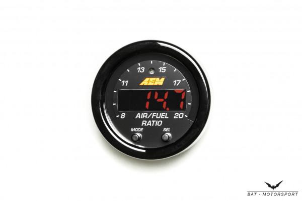 AEM X-Series AFR Breitband Anzeige UEGO 30-0300