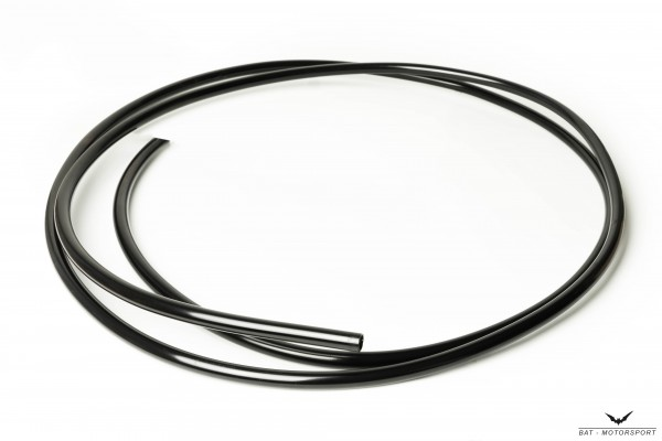 "Alu-Rohrleitung 12,7mm (1/2"") 0,5m schwarz"