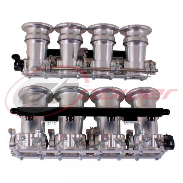 V8 Zylinder Universal Drosselklappen (ITB´s) rundes Drosselklappengehäuse