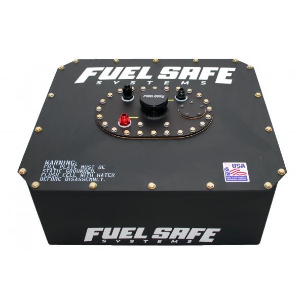 45l FUEL SAFE Sportsman® FIA FT3 Sicherheitstank mit Behälter