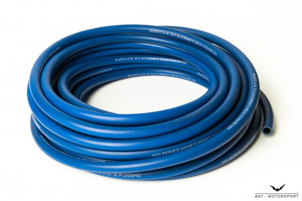 Gummileitung Dash 06 9,6mm blau