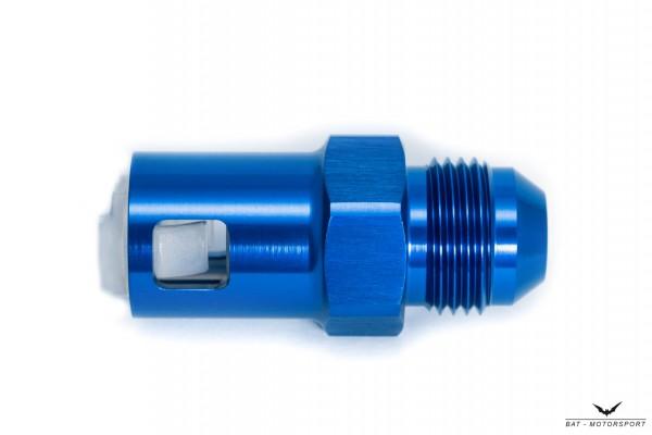 Schnelltrennkupplung 9,5mm zu Dash 6 für Kraftstoffleitung