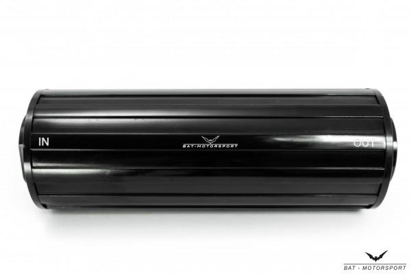 Highflow Kraftstofffilter 160mm schwarz